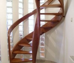 Custom stairs London carpenter