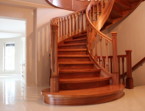 Custom stairs London carpenter 33