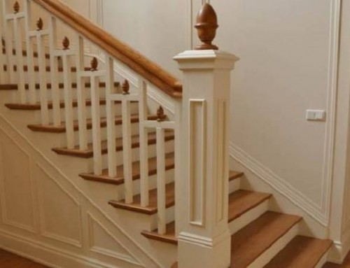 Custom stairs London carpenter 35