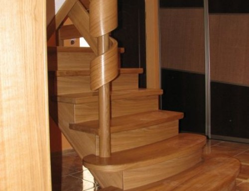 Custom stairs London carpenter 36