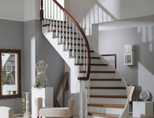 Custom stairs London carpenter 37