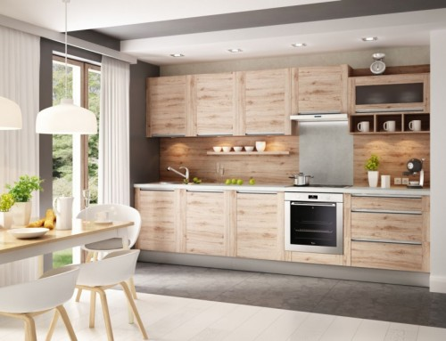 Modern kitchen London carpentry 10