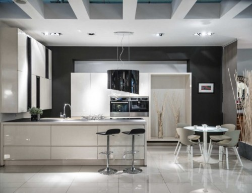 Modern kitchen London carpentry 12